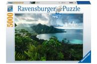 Ravensburger 5000 Teile Puzzle: Atemberaubendes Hawaii