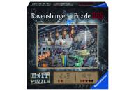 Ravensburger EXIT Puzzle mit Rätseln - In der...
