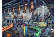 Ravensburger EXIT Puzzle mit Rätseln - In der Spielzeugfabrik