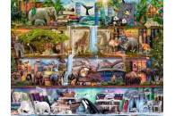 Ravensburger 2000 Teile Puzzle: Aimee Stewart:...