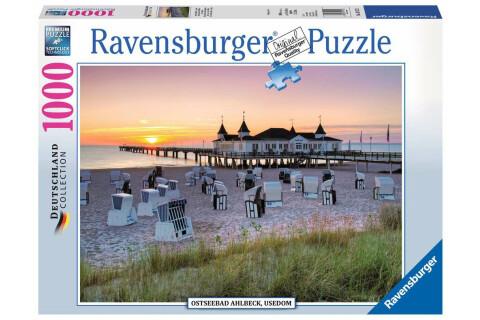 Ravensburger 1000 Teile Puzzle: Ostseebad Ahlbeck, Usedom