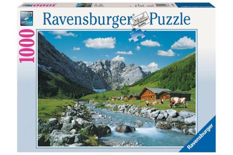 Ravensburger 1000 Teile Puzzle: Karwendelgebirge, Österreich