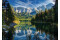 Ravensburger 1000 Teile Puzzle: Eibsee mit Wettersteingebirge und Zugspitze