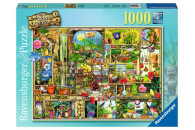 Ravensburger 1000 Teile Puzzle: Grandioses Gartenregal