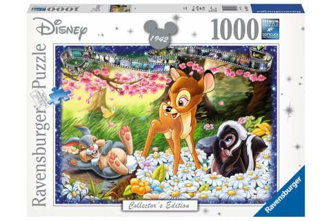 Ravensburger 1000 Teile Puzzle: Bambi