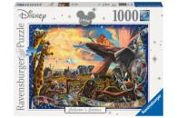 Ravensburger 1000 Teile Puzzle: Der König der...