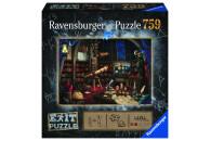 Ravensburger EXIT Puzzle mit Rätseln - Exit 1:...
