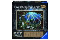 Ravensburger EXIT Puzzle mit Rätseln - Exit 4: Im...
