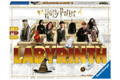 Ravensburger: Harry Potter Labyrinth Familienspiel
