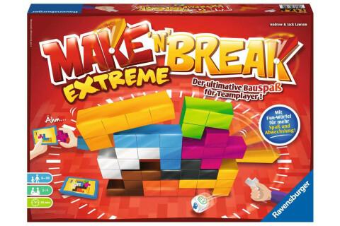 Make n Break Extreme Familienspiel, Bauspiel