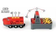 BRIO Infrarot-Frachtlok