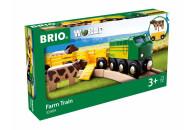 BRIO Bauernhof-Zug