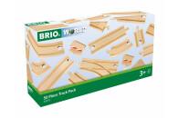 BRIO Großes Schienensortiment 50 Teile
