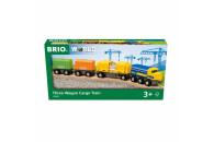 BRIO Güterzug mit drei Waggons (passend zur...
