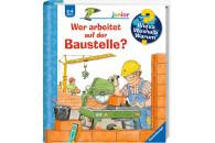 Ravensburger WWW Junior: Wer arbeitet auf der Baustelle?