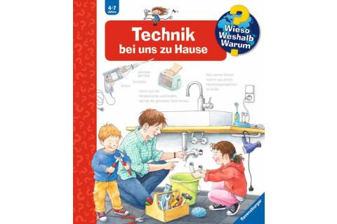 Ravensburger WWW: Technik zu Hause