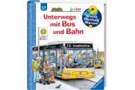 Ravensburger WWW Junior: Unterwegs mit Bus und Bahn