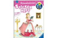 Ravensburger 32680 WWW Stickerheft: Prinzessinnen