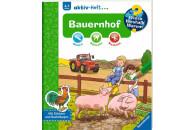 Ravensburger 32690 WWW aktiv-Heft Bauernhof