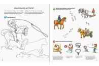Ravensburger 32698 WWW aktiv-Heft Pferde