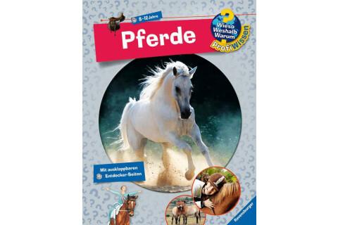 Ravensburger 32719 WWW ProfiWissen 4: Pferde