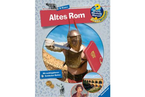 Ravensburger 32724 WWW ProfiWissen 9: Altes Rom