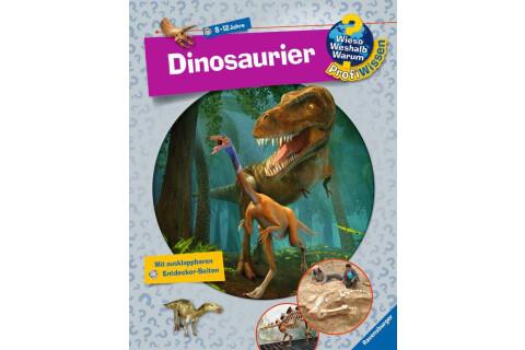 Ravensburger 32727 WWW ProfiWissen 12: Dinosaurier