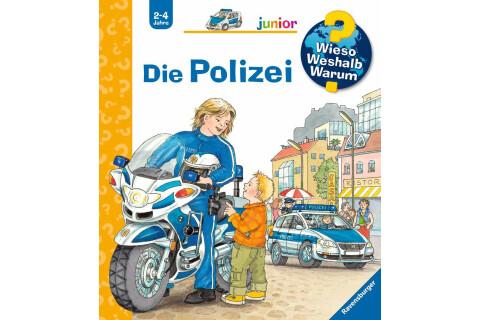 Ravensburger WWW Junior: Die Polizei