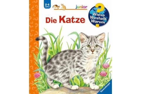 Ravensburger WWW Junior: Die Katze