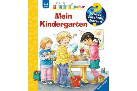 Ravensburger WWW Junior: Mein Kindergarten