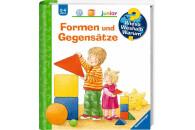 Ravensburger WWW Junior: Formen und Gegensätze