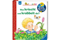 Ravensburger WWW Junior: Was kriecht und krabbelt da?