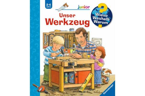 Ravensburger WWW Junior: Unser Werkzeug