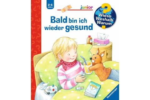 Ravensburger WWW Junior: Bald bin ich wieder gesund