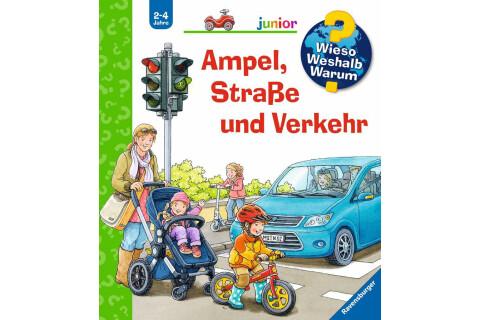 Ravensburger WWW Junior: Ampel, Straße und Verkehr