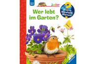 Ravensburger WWW Junior: Wer lebt im Garten?