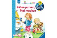 Ravensburger WWW Junior: Zähne putzen, Pipi machen