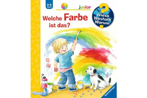 Ravensburger WWW Junior: Welche Farbe ist das?