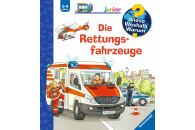Ravensburger WWW Junior: Die Rettungsfahrzeuge