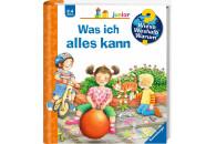 Ravensburger WWW Junior: Was ich alles kann