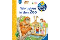 Ravensburger WWW Junior: Wir gehen in den Zoo