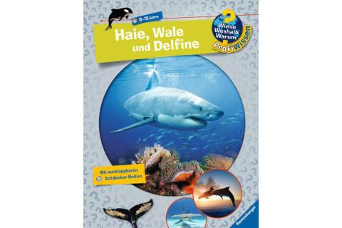 Ravensburger 32939 WWW ProfiWissen 24: Haie, Wale, Delfine