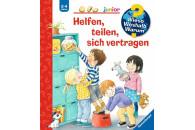 Ravensburger WWW Junior: Helfen, teilen, sich vertragen
