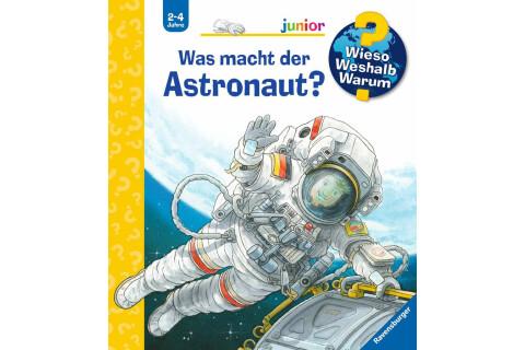 Ravensburger WWW Junior: Was macht der Astronaut?