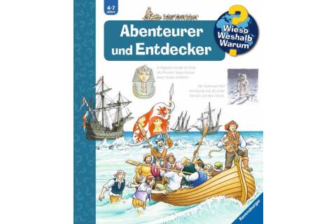 Ravensburger 32947 WWW70 Abenteurer und Entdecker