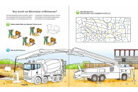Ravensburger 32951 WWW aktiv-Heft Fahrzeuge Baustelle