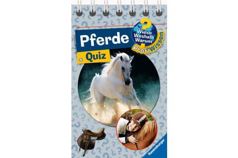 Ravensburger 32960 WWW ProfiWissen Quiz Pferde