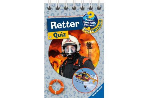 Ravensburger 32961 WWW ProfiWissen Quiz Retter