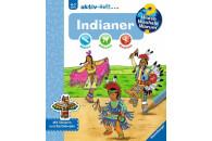 Ravensburger 32971 WWW aktiv-Heft Indianer