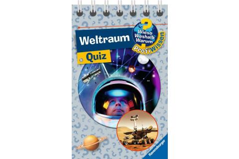 Ravensburger 32977 WWW ProfiWissen Quiz Weltraum
